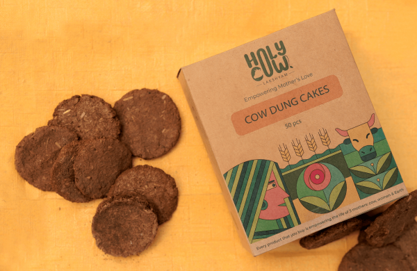 Cow Dung Cakes 3